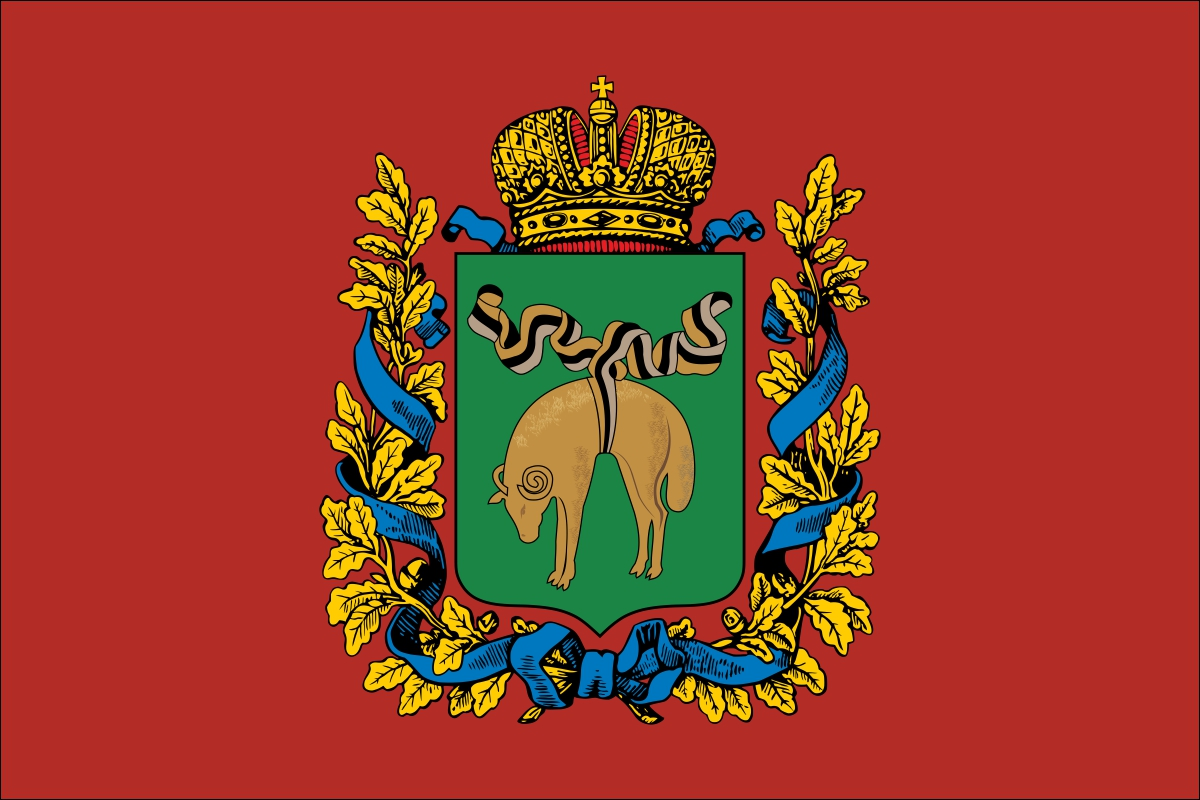 Флаг Кутаисской губернии