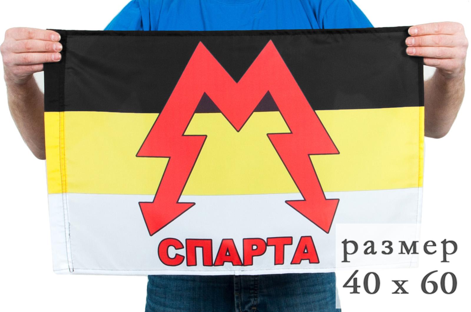 """Флаг Моторолы """"Спарта"""""""