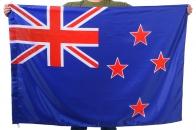 Флаг Новой Зеландии 140x210 см