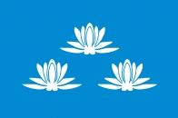 Флаг Новокуйбышевска