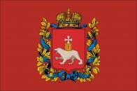 Флаг Пермской губернии