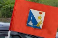 Флаг Севастополя на машину