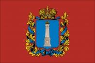 Флаг Симбирской губернии