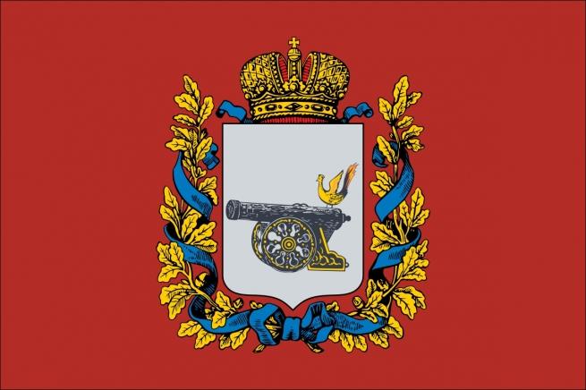 Флаг Смоленской губернии