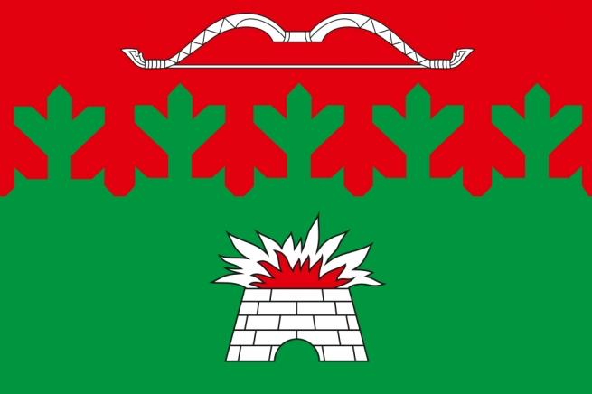 Флаг Спировского района