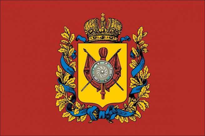 Флаг Тобольской губернии