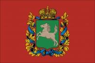 Флаг Томской губернии