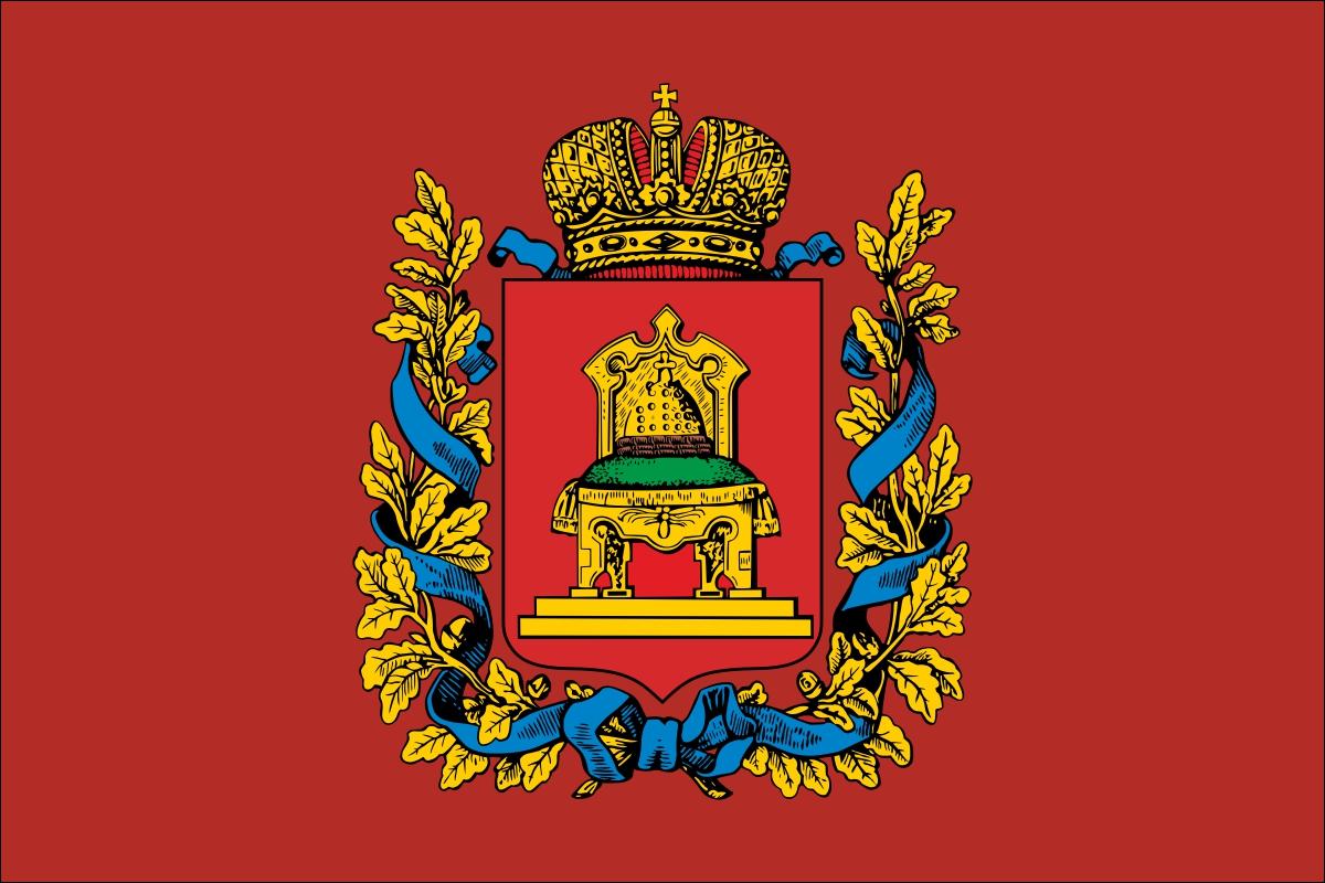 Флаг Тверской губернии