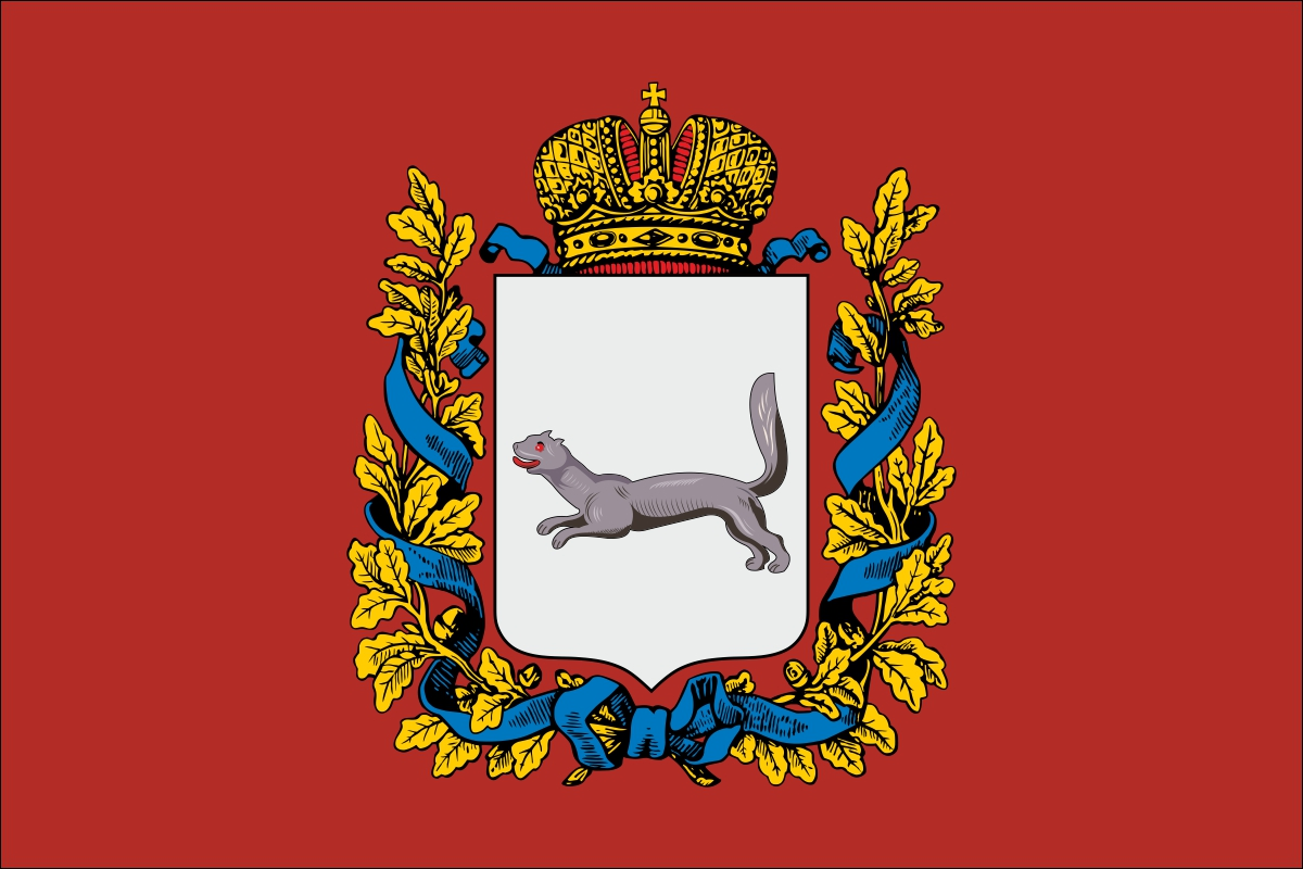 Флаг Уфимской губернии