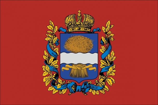 Флаг Варшавской губернии