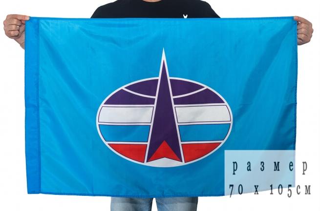 Купить флаг Военно-космической обороны России