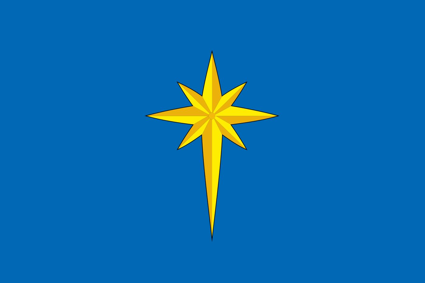 Флаг Звёздного