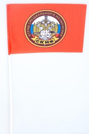 Флажок на палочке «16 отряд спецназа ВВ Скиф»