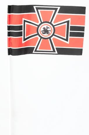 Флажок на палочке «Георгиевский крест»