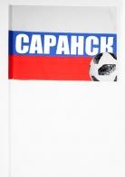 Флажок болельщика на матчи в Саранске