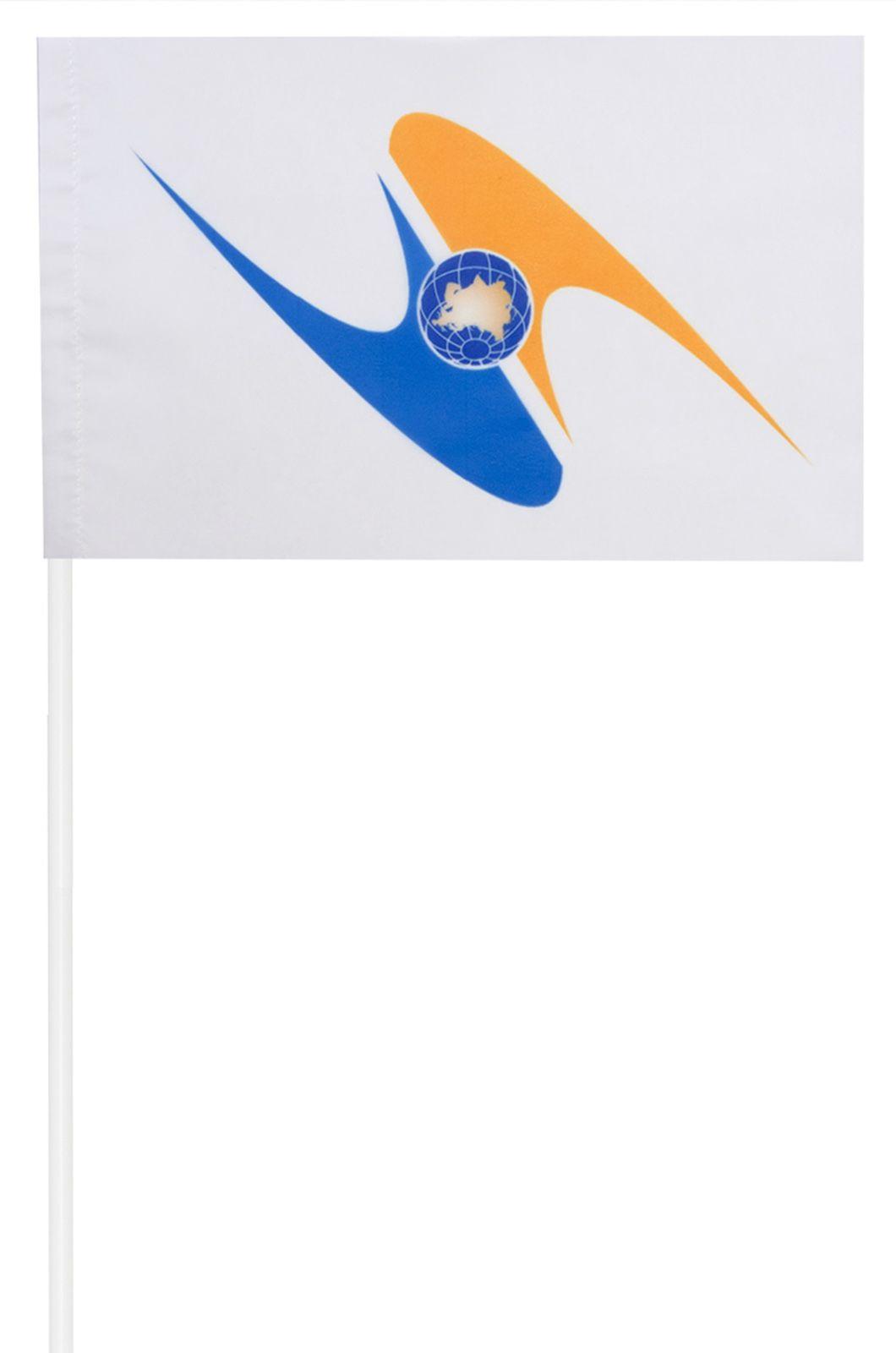 Флажок Евразийского Экономического Сообщества
