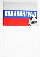 Флажок Калининградского болельщика ЧМ-18