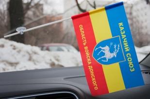 """Флаг Казачьего союза """"Область Войска Донского"""""""