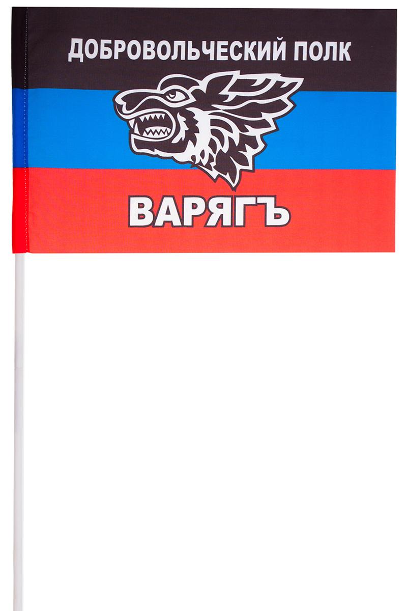 """Флаг Добровольческого полка """"Варяг"""""""
