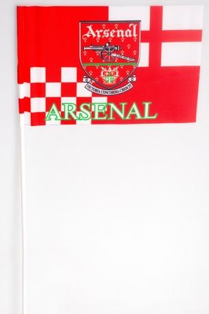 Флажок на палочке ФК «Арсенал»