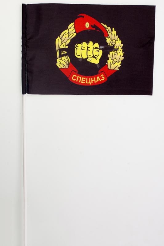 Флажок на палочке «Спецназ ВВ черный»