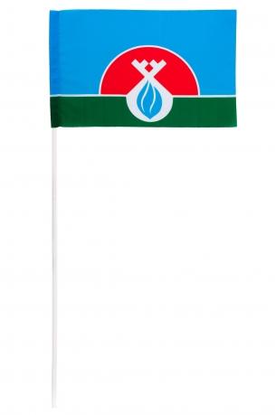 Флажок Надымского района