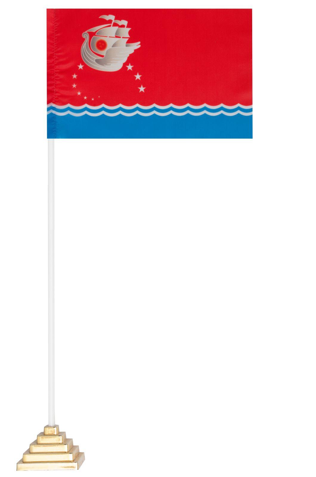 Флажок поселка Приморский - купить с доставкой