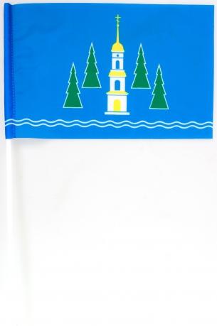 Флажок Раменского района на палочке