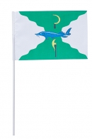 Флажок Серебряно-Прудского района