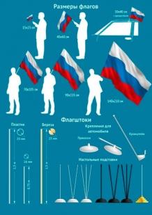 Флаг «Русский значит трезвый»