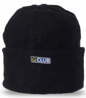 Флисовая мужская шапка X Club
