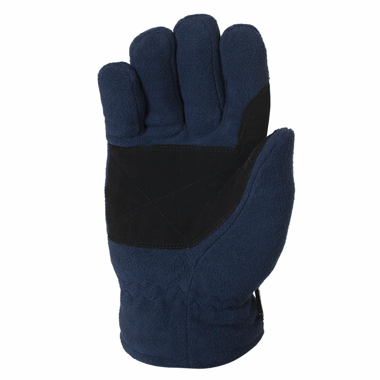 Флисовые перчатки для стрельбы