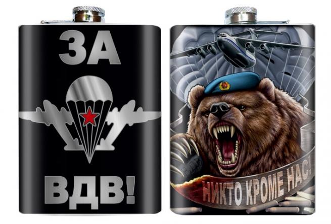 Фляжка «ВДВ Медведь»