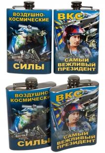 """Фляжка с Путиным """"ВКС"""" - заказать с доставкой"""