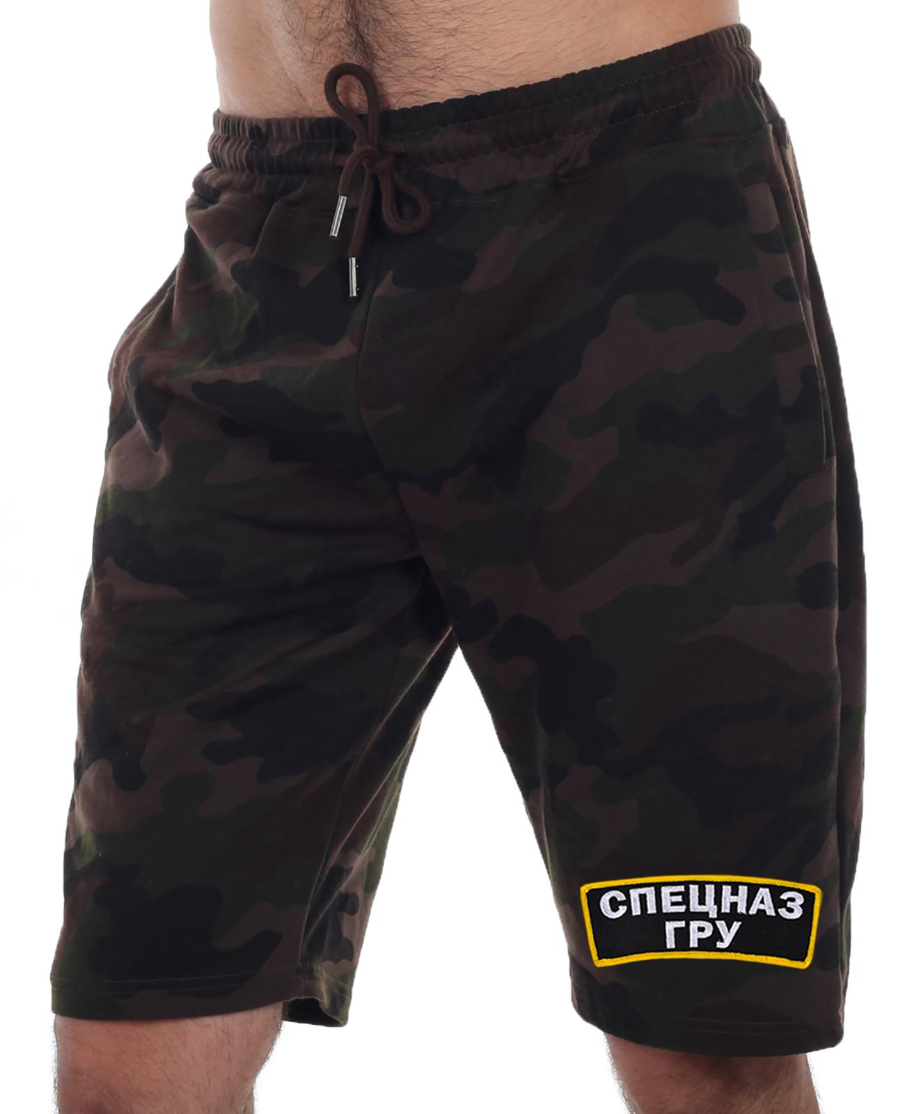 Купить в Москве мужские шорты Спецназа ГРУ