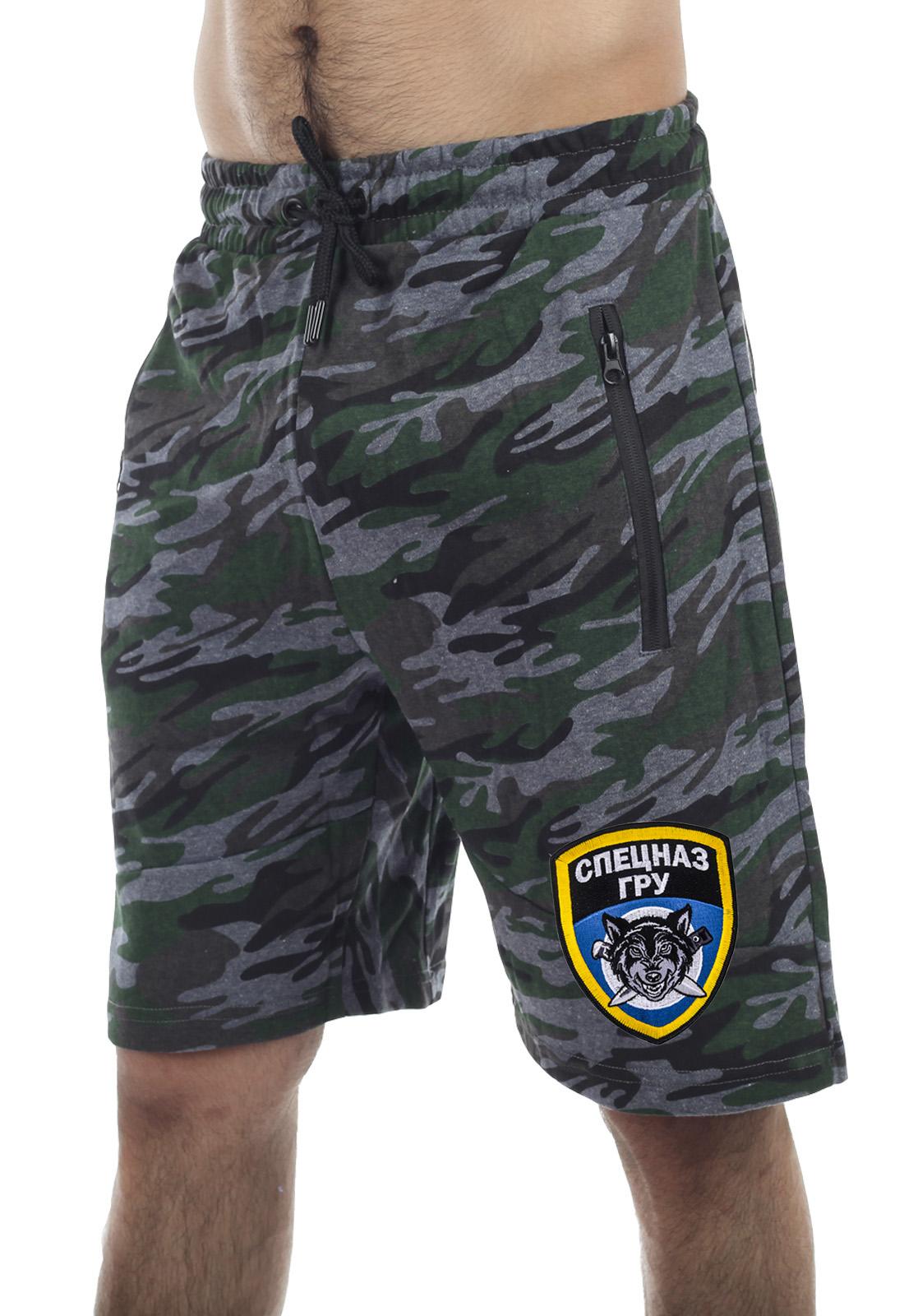 Камуфляжные шорты Спецназа ГРУ – и бойцам, и гражданским