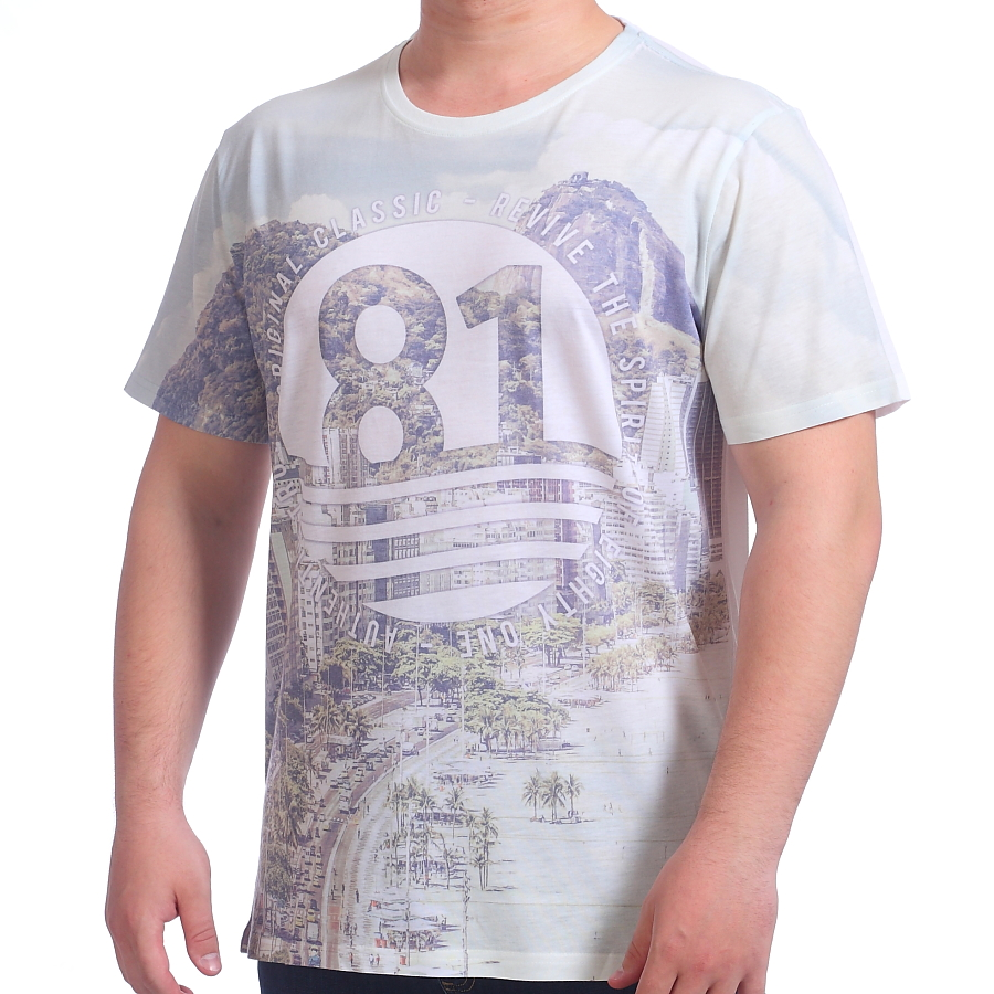 "Футболка ""81 Original Classic"""