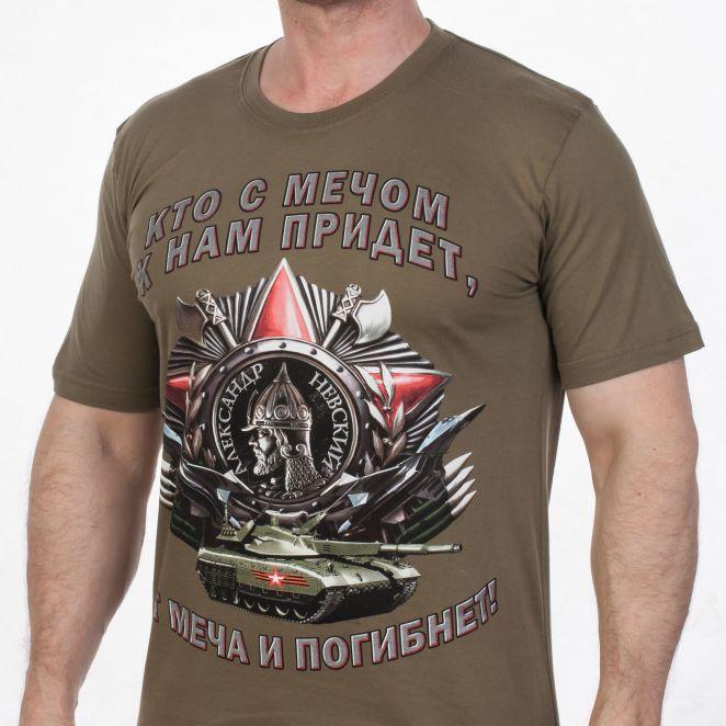 "Футболка ""Александр Невский"""
