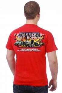 """Футболка """"Артиллерист"""" - купить в интернет-магазине"""