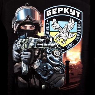 Футболка «Боец Беркута»