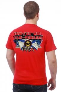 """Футболка """"Девиз Морской пехоты"""" - купить онлайн"""