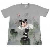 Футболка Disney Land с забавным Микки-Маусом