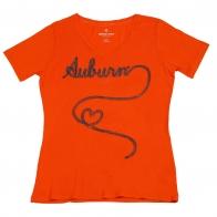 Футболка для девочки Emerson Street®. Яркий цвет, хлопковая ткань, отличная цена