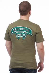 Заказать футболку для охотников с быстрой доставкой
