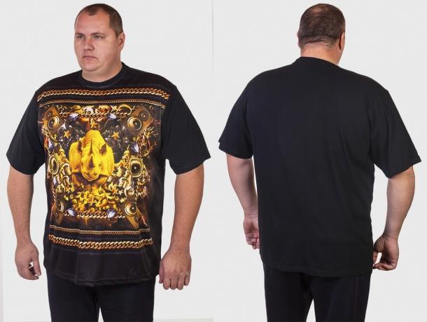 Батальный эксклюзив! Мужская футболка ECKO UNLTD.