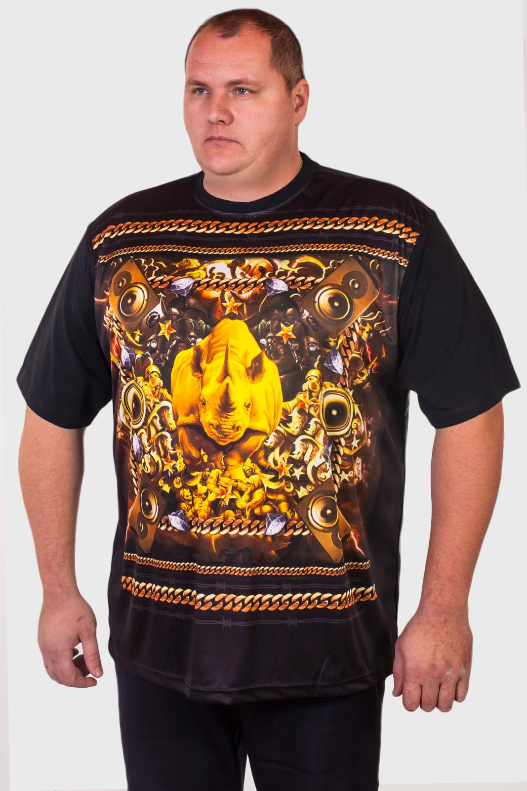 Мужские футболки ECKO UNLTD: большие и очень большие размеры