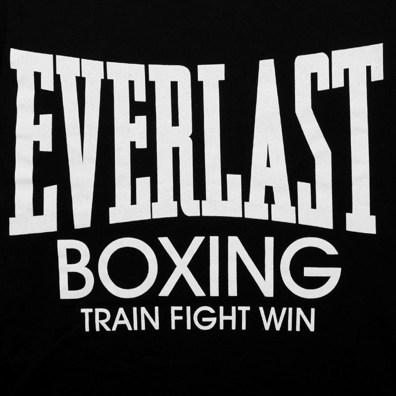Футболка «Everlast» чёрная