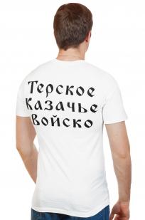 """Футболка """"Казак Терского войска"""" по лучшей цене"""
