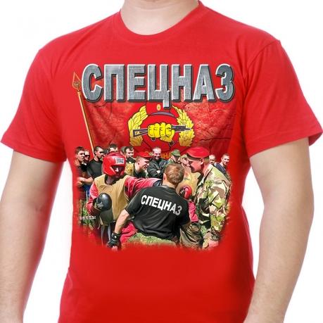 """Футболка """"Краповые береты"""" - купить онлайн"""