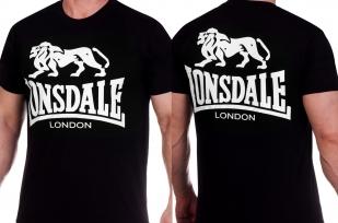 Заказать футболки «Lonsdale»